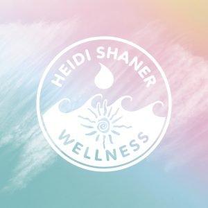 logo design for brand Heidi Shaner Wellness