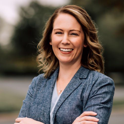 Inspired client Julie Webb