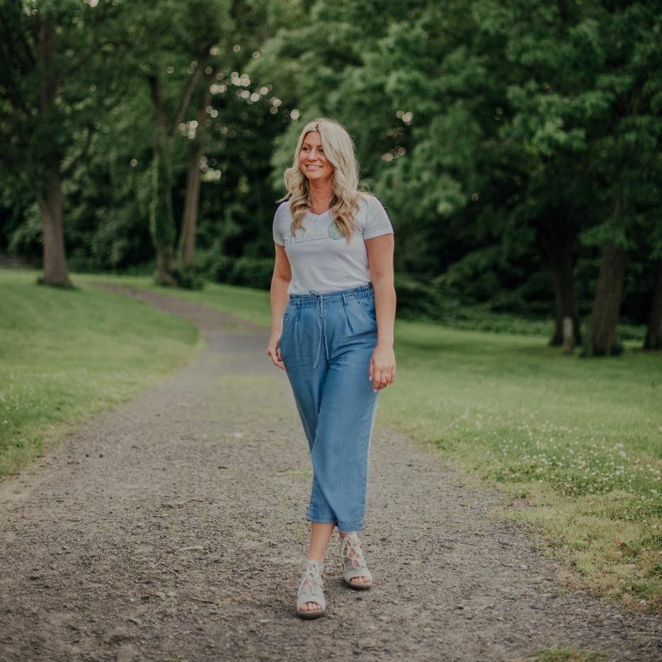 Inspired client Emily Fidati
